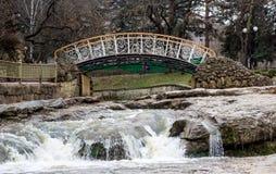 Kislovodsk 国家公园 俄国 免版税库存照片
