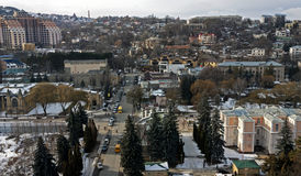 Kislovodsk City - The Oldest And Largest Resort In Russia Royalty Free Stock Images