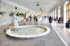 Kislovodsk Galerie de Narzan photo libre de droits