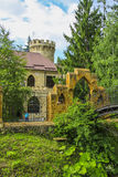 Kislovodsk. Mountain castle Stock Photo