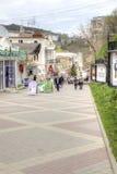 Kislovodsk. Municipal landscape Stock Photos