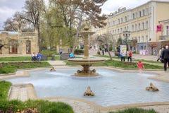 Kislovodsk. Municipal landscape Stock Photo
