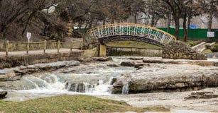 Kislovodsk Park Narodowy Rosja Obrazy Stock