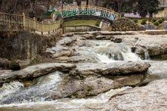 Kislovodsk Park Narodowy Rosja Obrazy Royalty Free