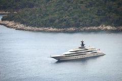Kismet jacht w Adriatyckim morzu Zdjęcia Stock