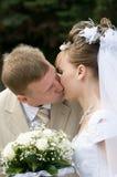 A kiss Stock Photos
