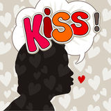Kiss Stock Photos
