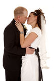 Almost kiss Stock Photography