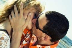 Kiss. Royalty Free Stock Image