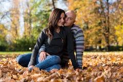 The Kiss Royalty Free Stock Photo