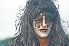 Kiss  look-a-like. Royalty Free Stock Image