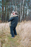 Kiss of love. Stock Photography
