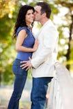 Kiss Man Woman Royalty Free Stock Photo
