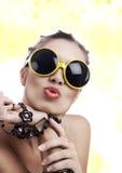 Kiss me Royalty Free Stock Photo