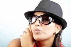 Kiss me Royalty Free Stock Photos