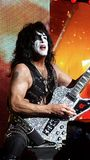 Kiss Paul Stanley Stock Images