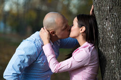 The Kiss Royalty Free Stock Photo