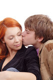 Kiss2 Stock Photography