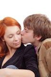 Kiss2 stock fotografie