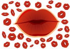 Kisses Stock Photos