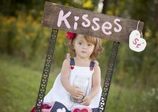 Kissing Booth Stock Image