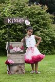 Kissing Booth Stock Photo