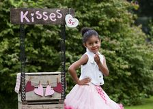 Kissing Booth Stock Photography
