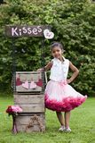 Kissing Booth Royalty Free Stock Photography