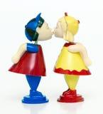 Kissing Stock Image