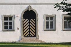 Kisslegg城堡 免版税库存照片
