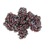 Kiszkowiec toksyny neurotoxic proteina. Produkujący Clostridium botu Fotografia Stock