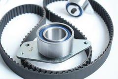 Kit automotor del mecanismo impulsor de correa Fotos de archivo