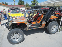 Kit Car Dune Buggy Stock Photo