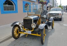 Kit Car Replica av Ford Model T Arkivfoto