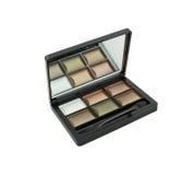 kit d'ombre d'oeil de 6 couleurs Photo stock