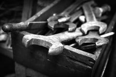 Kit d'utilitaires de divers outils Photo libre de droits
