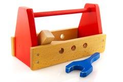 Kit d'utilitaires en bois Photos libres de droits