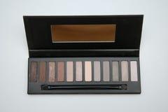 Kit de cosmétiques de maquillage Image libre de droits