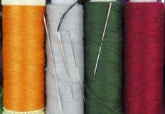 Kit de couture Photo stock