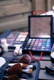 Kit de maquillage image libre de droits