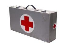 Kit de premiers secours Photographie stock libre de droits