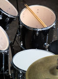 Kit de tambour Image stock