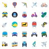 Kit de transport illustration libre de droits