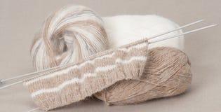 Kit de tricotage de métier Accessoires de passe-temps Photo libre de droits