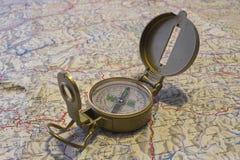 Kit de voyageurs Photo libre de droits