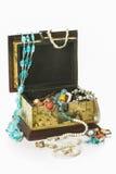 Kit dei gioielli Fotografia Stock Libera da Diritti