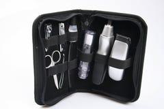 Kit del afeitado Fotografía de archivo libre de regalías