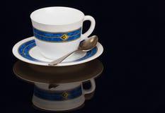 Kit del café Fotografía de archivo