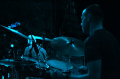 Kit del tambor Fotos de archivo