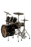 Kit del tambor Imagen de archivo libre de regalías